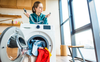 Drain Hose Problems on Your Washer? Call a Plumber